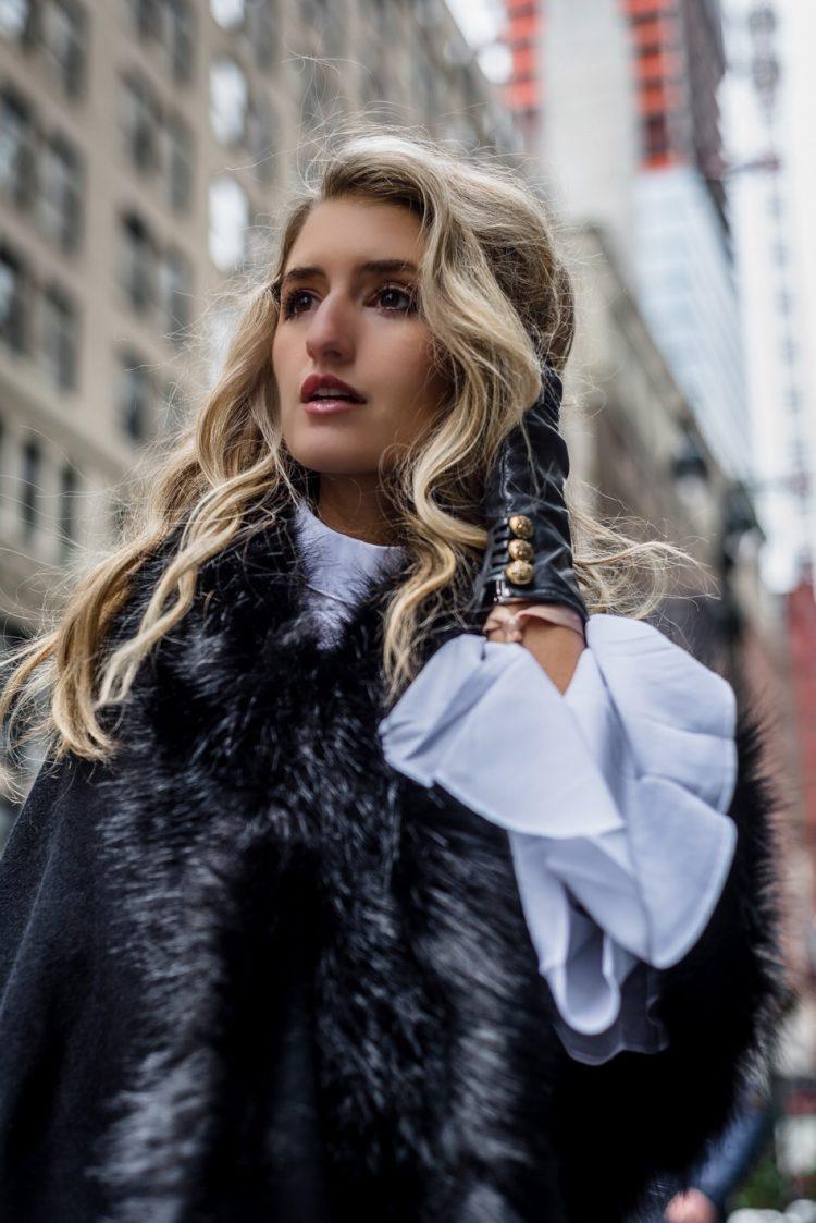 New York Fashion Week Look