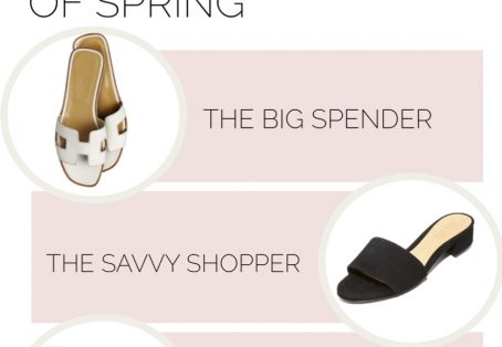 The 5 Shoes of Spring