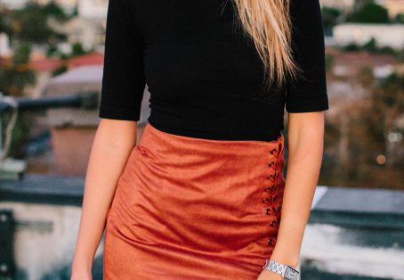 The Perfect Fall Skirt for Every Fall Scenario