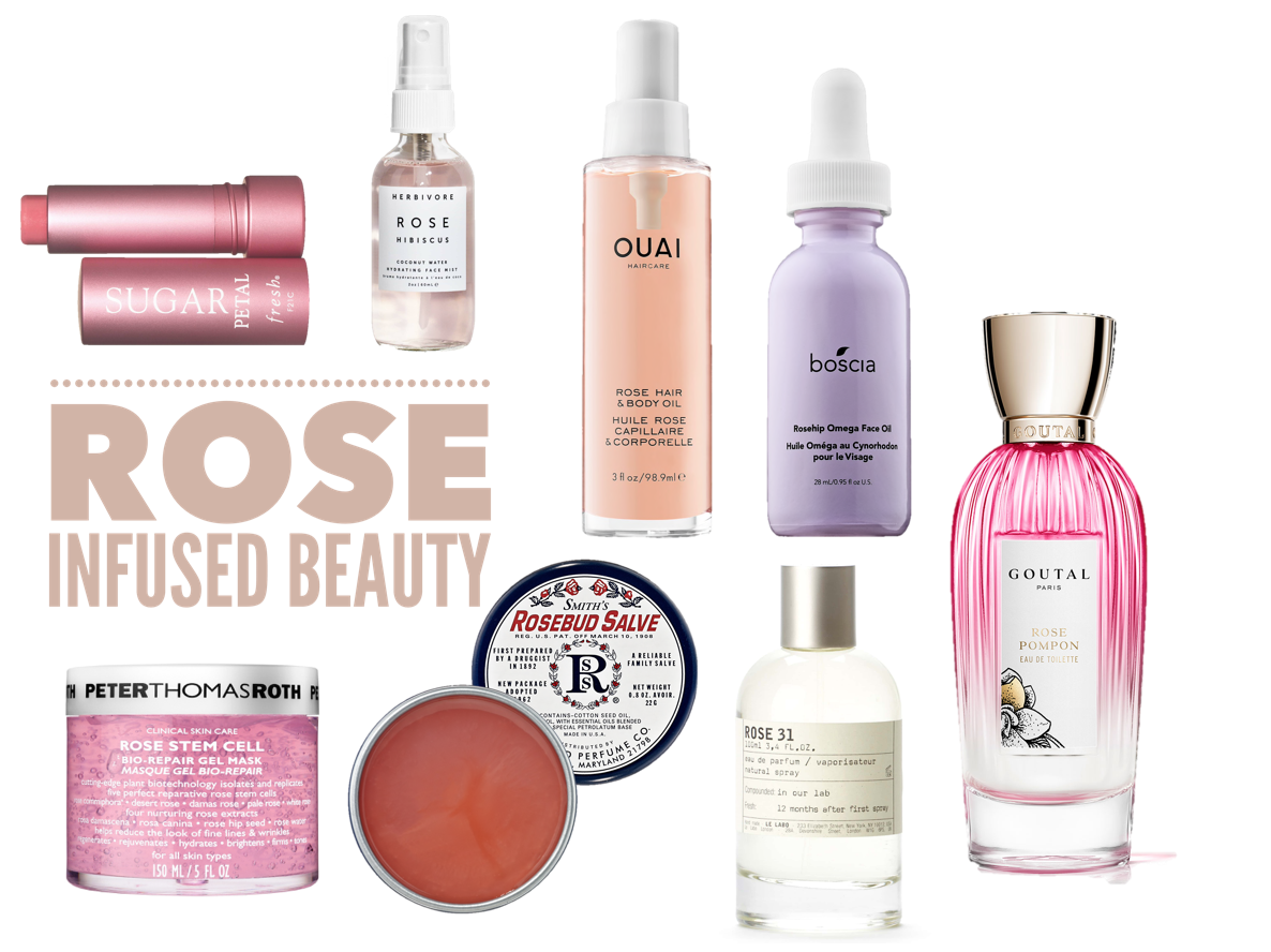 Rose Beauty Products What Would Kiki Wear